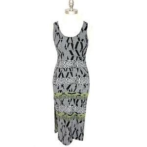 Urban Outfitters Silence Noise Dress Black Long XS